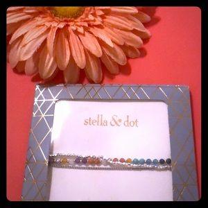 Stella & Dot 💜 Brilliance Wishing bracelet